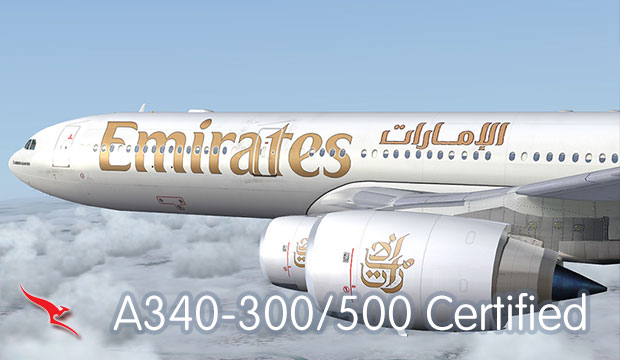 A340-300/500 Endorsement