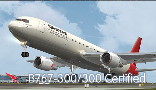Boeing 767-200/300 Endorsement