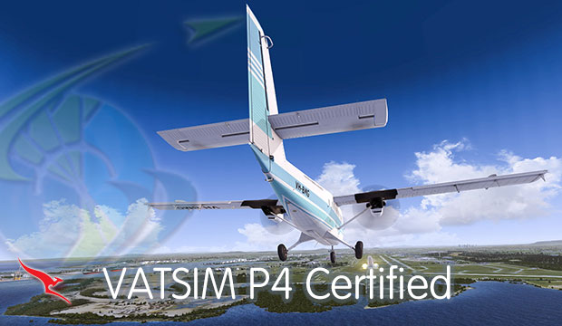 VATSIM P4 Rating